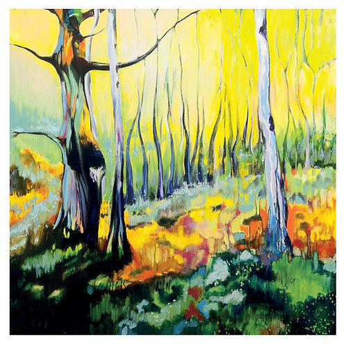Woodland Glow Series 2 #1 - Signed Print