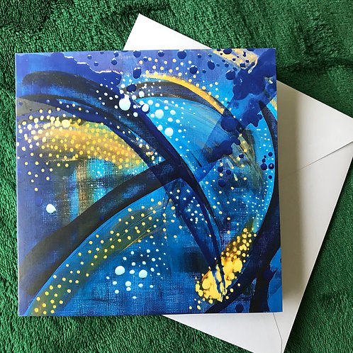 Dreamscapes Series 3 #4 Greetings Card