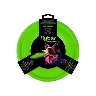 Flyber הדיסק הדו צדדי הראשון לכלבים