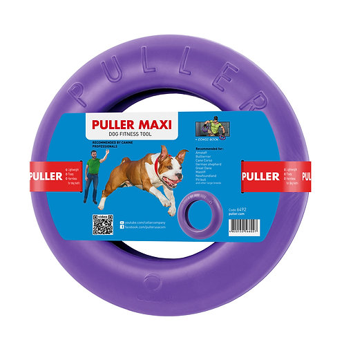 PULLER MAXI כלי אימון לכלבים מגזעים גדולים
