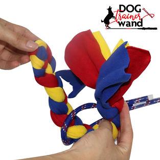 DOG trainer WAND Lure - פיתיון לשרביט מאלפים