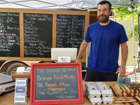 Can Farmers' Markets Boost the Local Economy?