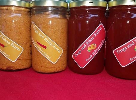 Tioga & Rizzo Farms - This Hot Sauce is No Joke!
