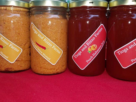 Tioga & Rizzo Farms - This Hot Sauce is No Joke!