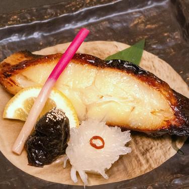 カレイ西京焼き