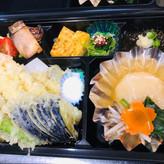 天ぷら弁当(ごはん付き)