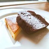 チーズケーキ&ガトーショコラ