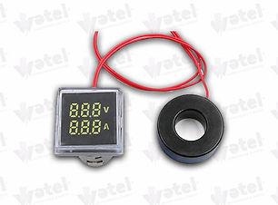 Mini dijital voltmetre ampermetre .jpg