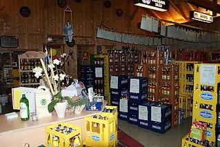 Der Getränkemarkt in Lenggries