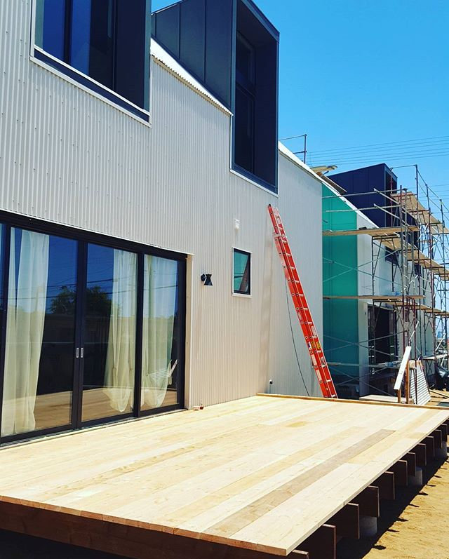 Project 05 building exterior views