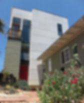 Project 01 Building exterior photograph