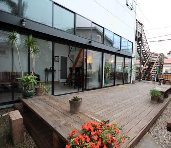 Project 01 building exterior deck photo