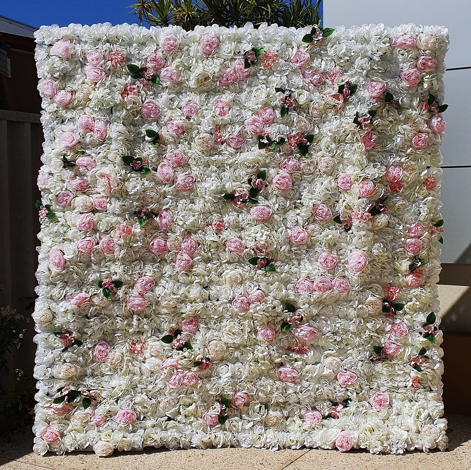 Pink Flower Wall $185.00