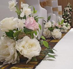 Aisle Flowers $12.00