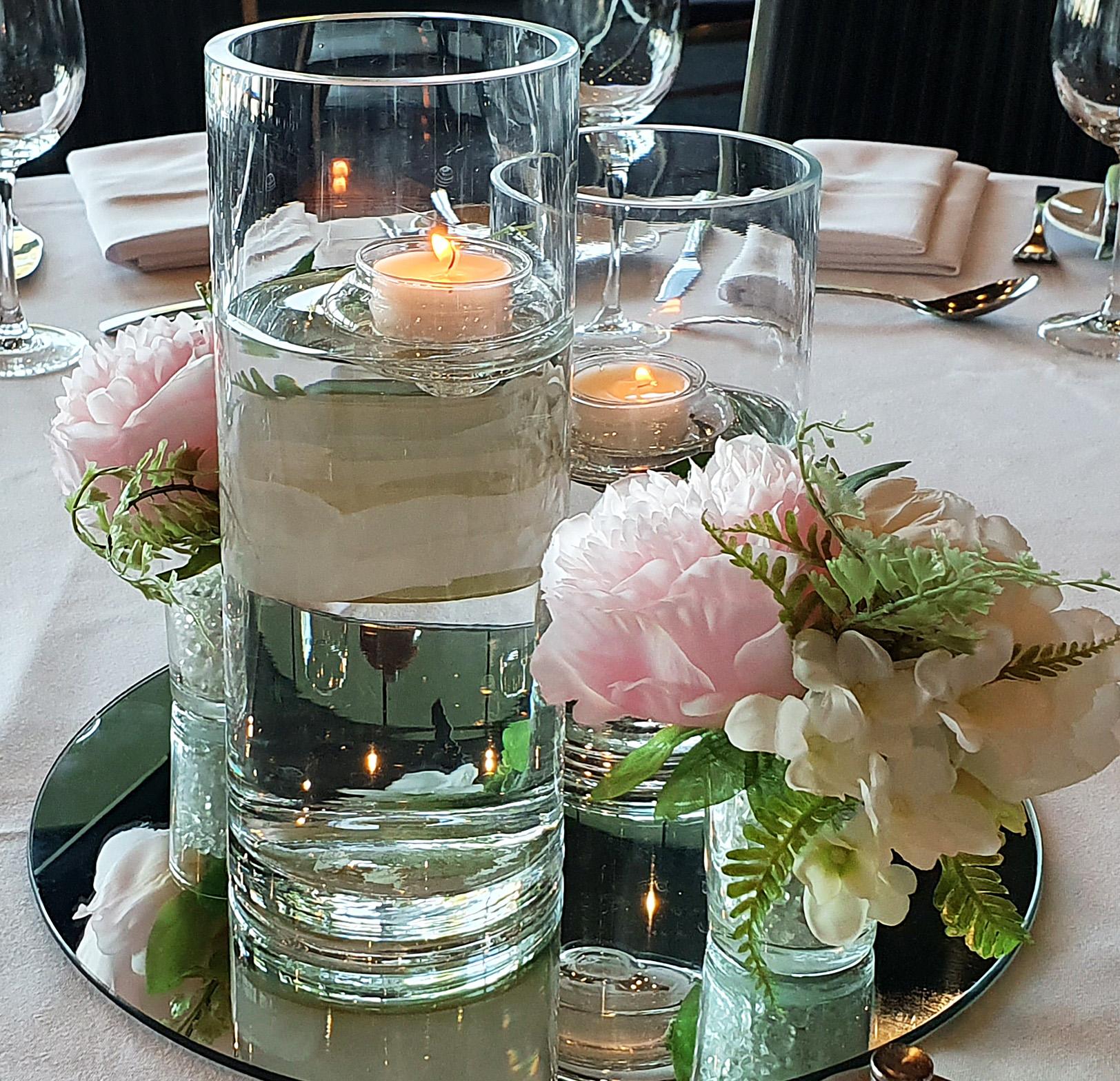Cylinder Vases $35.00