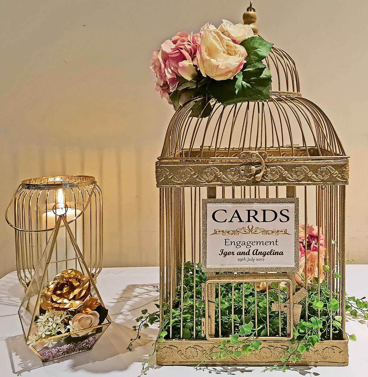 Birdcage $35.00