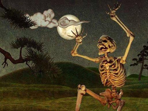 Contemplation de la Mort - par Bruce Lyon