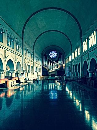 Sonorisation église Notre Dame de Grâce - A.V.T.E. www.Avte.be