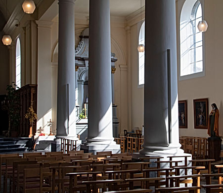 Eglise Sauvenièeres - Sonorisation d'église par AVTE