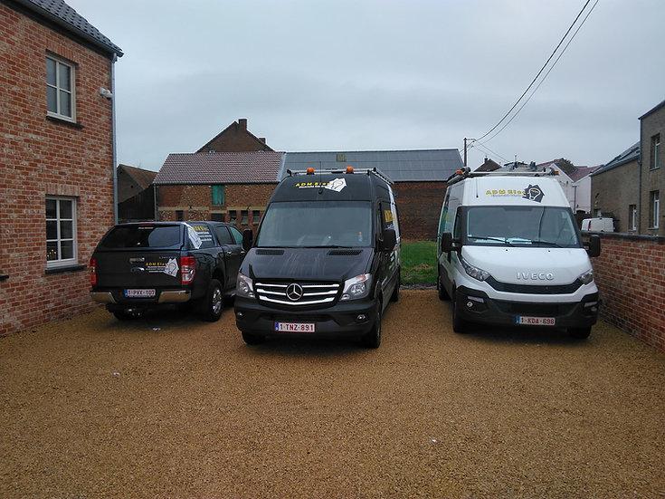 vehicules ADM ELEC
