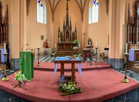 Sonorisation de l'Eglise de Sart-Eustache
