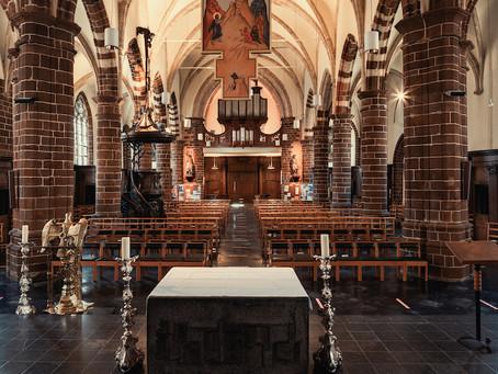 Audio 2.0 à Eglise Saint-Jean-Bapiste de Wavre