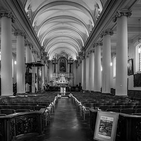 Intelligibilité et sonorisation d'Eglises