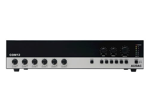 AUDAC - PUBLIC ADDRESS AMP