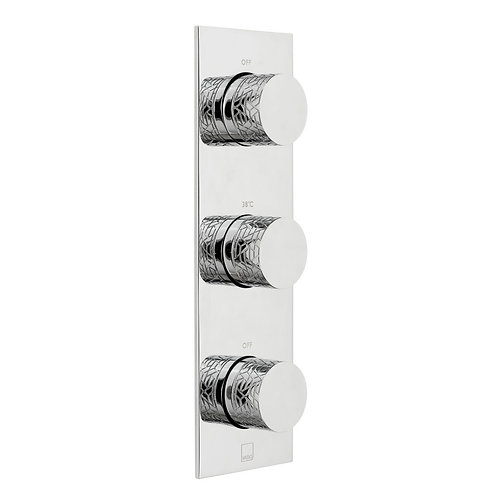 Omika 2 Outlet Thermostatic Valve