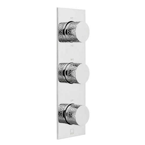 Omika 3 Outlet Thermostatic Valve