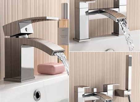 The Different Types of Bathroom Taps