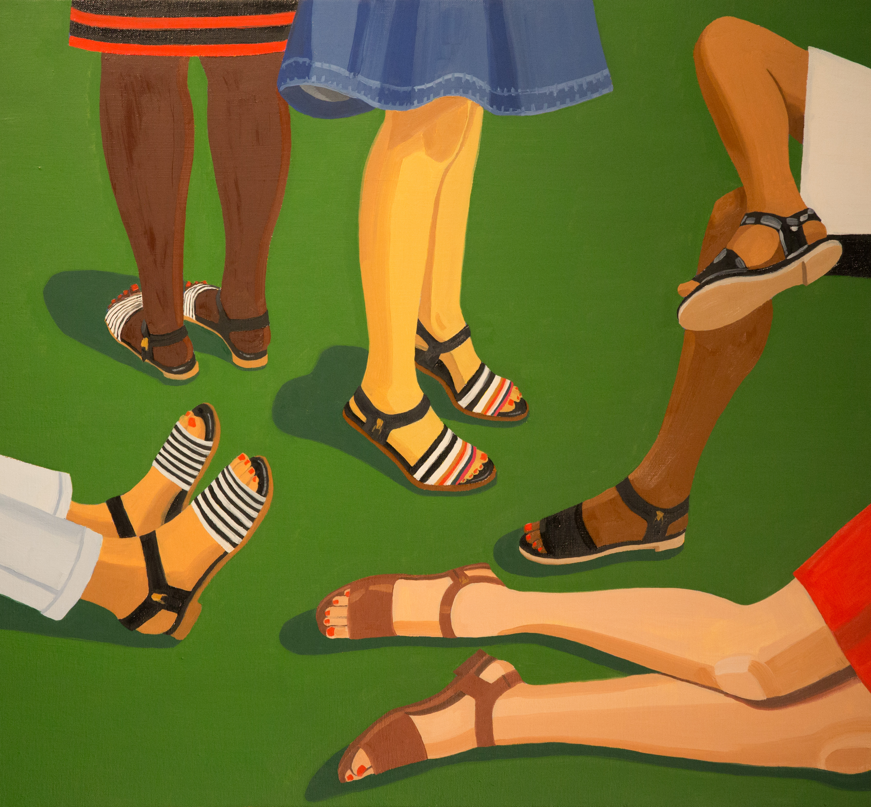 Stroll Sandals