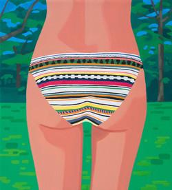 Strata Stripe Bikini