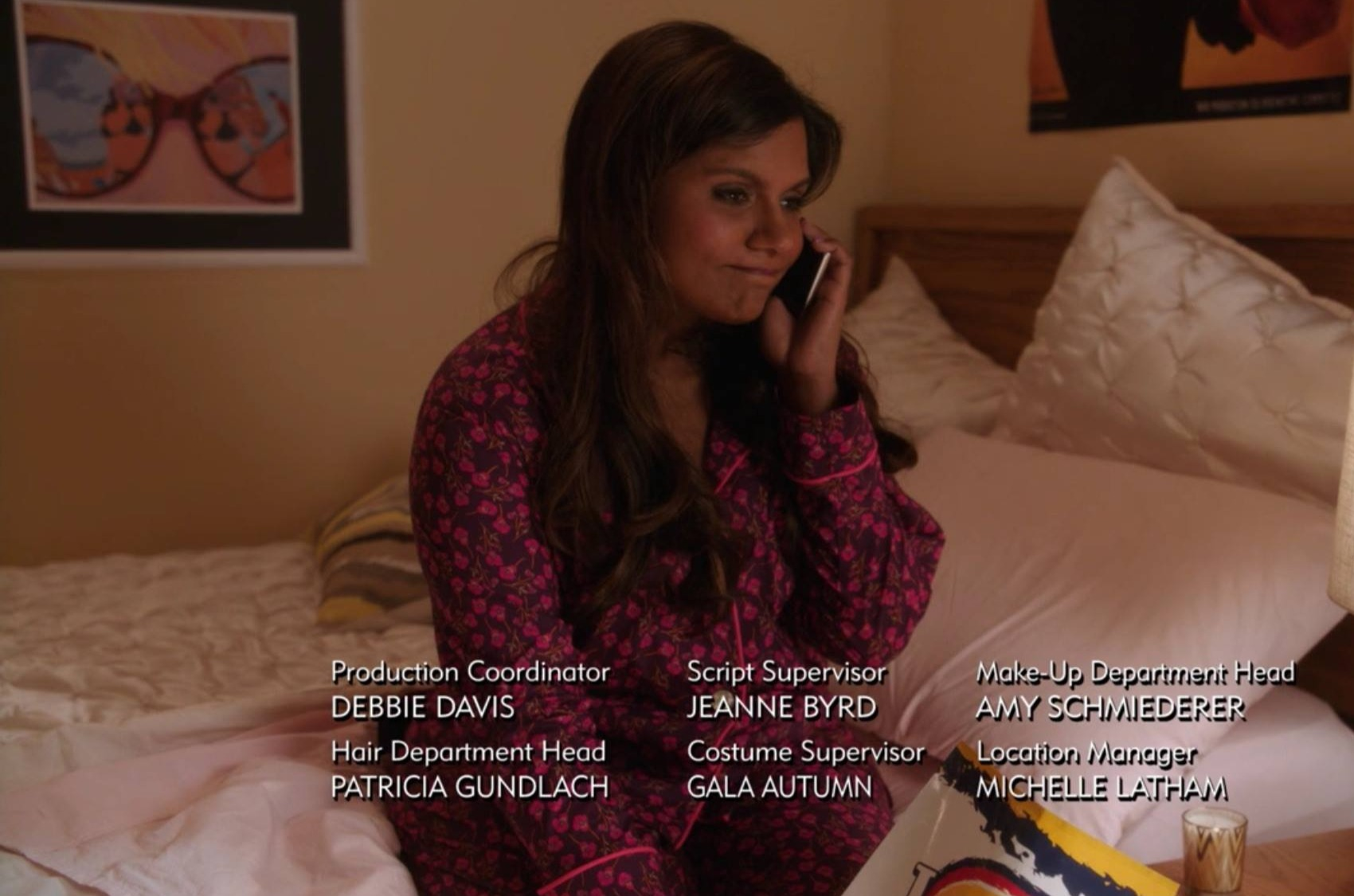 In Your Face on The Mindy Project