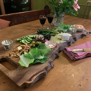 Charcuterie boards. So what?