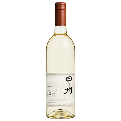 "Grace Winery ""Private Reserve"" Koshu Grape Wine (75cl)"