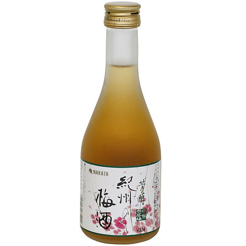 Nakata Kishu No Umeshu Plum Saké (Shiro) 中田 芳醇 紀州の梅酒 (白)