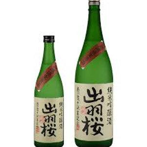 "Dewazakura ""Dewasansan"" Junmai Ginjo Muroka Nama Genshu 出羽桜 出羽燦々 純米吟醸 無濾過 生原酒"