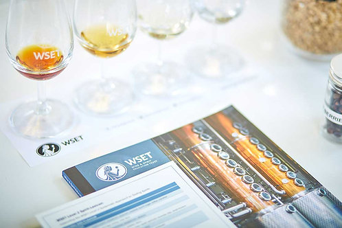 WSET Level 2 Award in Spirits - Home Study Pack