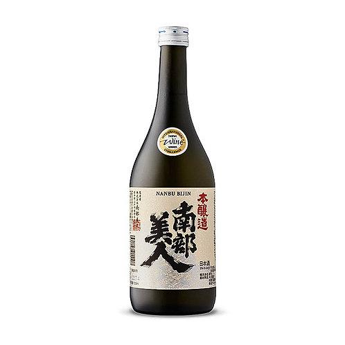 Nanbu Bijin Honjozo 南部美人 本醸造