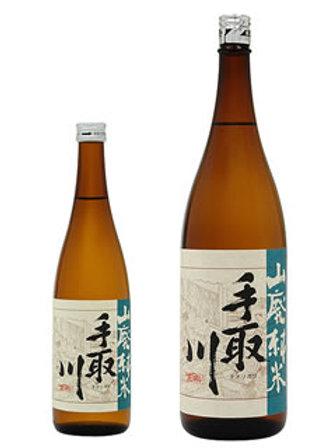 "Tedorigawa ""Silver Mountain"" Yamahai Junmai 手取川 山廃仕込 純米酒"