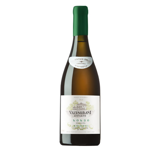 Vazisubani Estate Khikhvi Amber Wine 2017 (75cl)