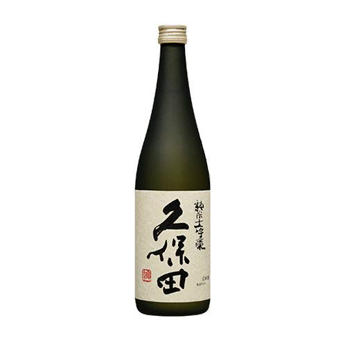 Kubota Junmai Daiginjo (Niigata) 朝日酒造 久保田 純米大吟醸酒