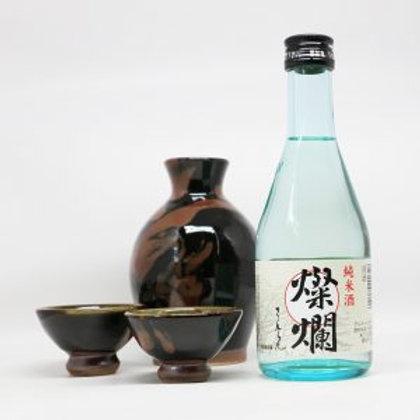 "Tonoike ""Sanran"" 60 Junmai-Shu 外池酒造 燦爛 純米酒"