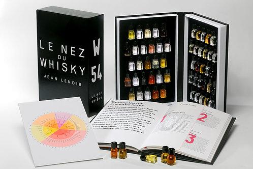 Le Nez du Whisky - Master Kit - 54 Whisky Aromas