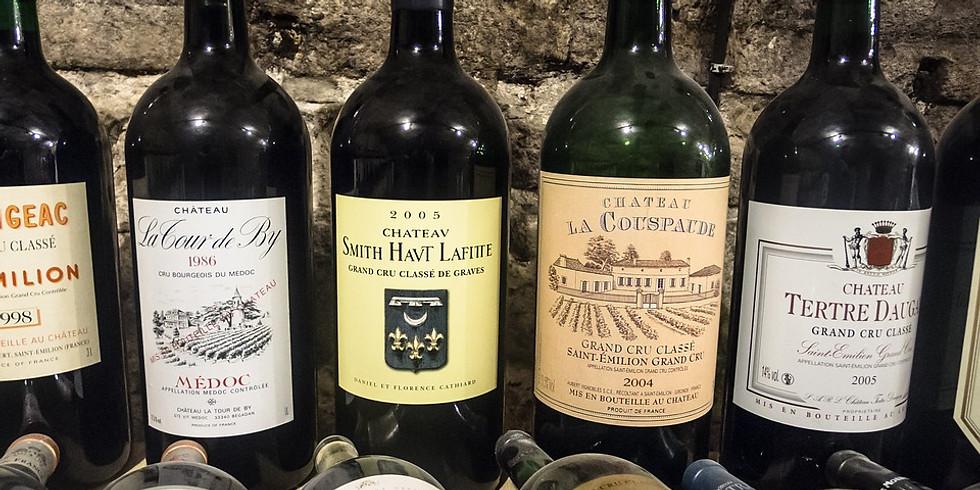 Bordeaux Wine Basics