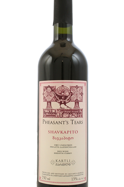 Pheasant's Tears Shavkapito Red (75cl)