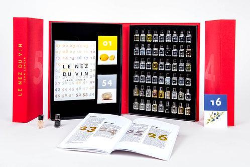 Le Nez du Vin - Master Kit - 54 Wine Aromas