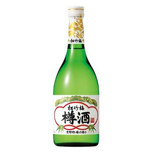 Takara Sho Chiku Bai Taru Saké 松竹梅 樽酒 吉野杉樽の香り
