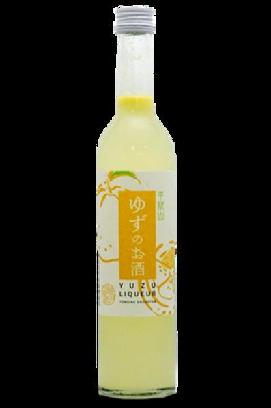 Tonoike Yuzu Liqueur 外池酒造 ゆずのお酒